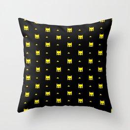I'm Bat Man Throw Pillow