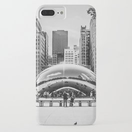 Chicago Cloud Gate / The Beam iPhone Case