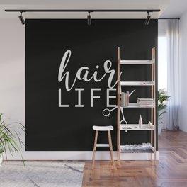 Hair LIFE Wall Mural