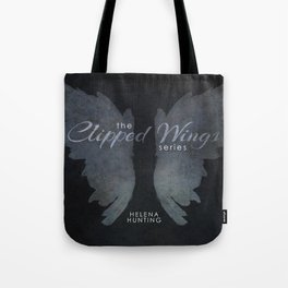 The Clipped Wings series by Helena Hunting #3 Tote Bag