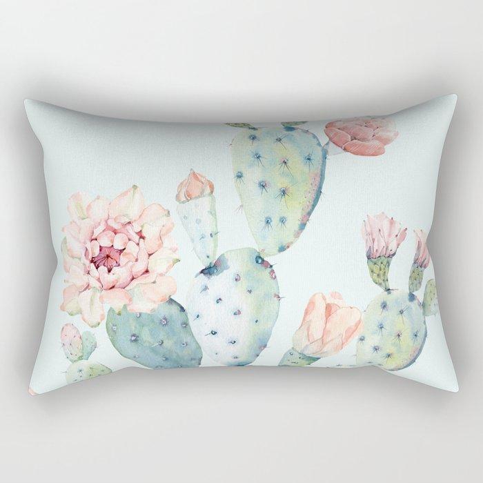 Cactus 2 #society6 #buyart Rectangular Pillow