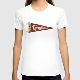 Gryffindor 1948 Vintage Pennant T-shirt