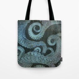 Octopus 2 Tote Bag