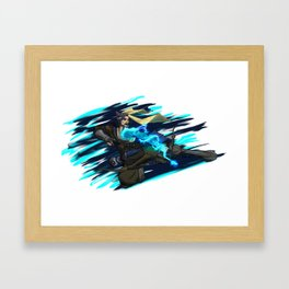 Hanzo Shimada Framed Art Print