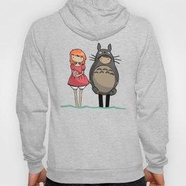 totoro and ponyo Hoody