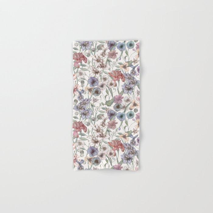 Magical Floral  Hand & Bath Towel
