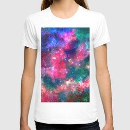 Cotton comic T-shirt