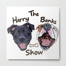Harry Banks Show Metal Print