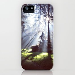 Mother Nature 14 iPhone Case