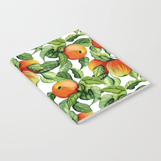 Ripe apples Notebook
