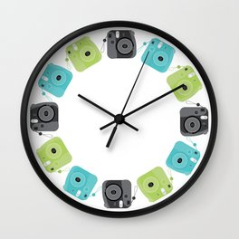Mini Instant Cam Wall Clock