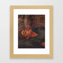 Rocky 3 Framed Art Print