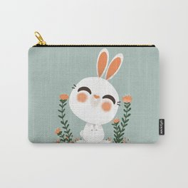 """The """"Animignons"""" - the Rabbit Carry-All Pouch"""