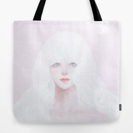 Nuit blanche Tote Bag