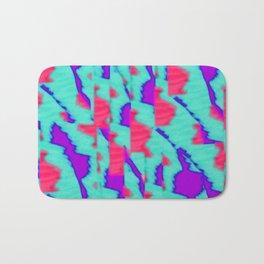 pattern funk colortheme 2 Bath Mat
