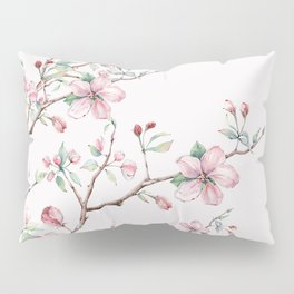 Apple Blossom Pink #society6 #buyart Pillow Sham