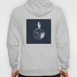 Salutation from Earth Hoody
