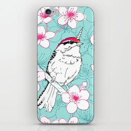 Uni-Chicka-Pecker iPhone Skin