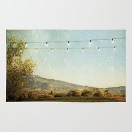 Starlit Vineyard Rug