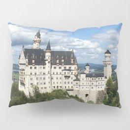 Fairytale Castle (Neuschwanstein) Pillow Sham