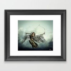 I'm sexy and I know it |I| Framed Art Print
