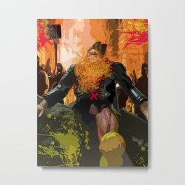 Jonothon Starsmore [Chamber] Metal Print