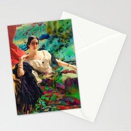 Vivid Imaginings Stationery Cards