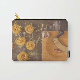 Pasta. Carry-All Pouch