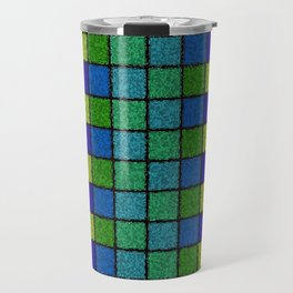 Sponged Chex Travel Mug