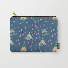 teepees Carry-All Pouch