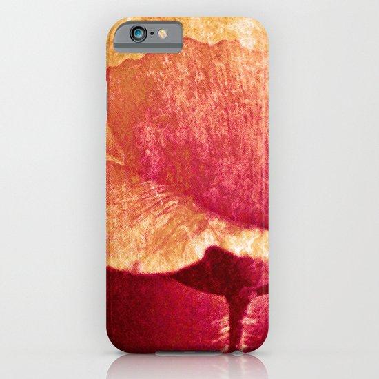 Poppy #II iPhone & iPod Case