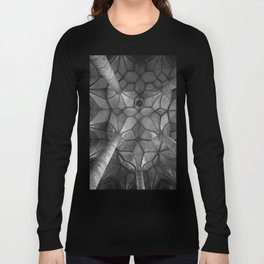 Looking Up - Mondesee Abbey, Salzburg Long Sleeve T-shirt