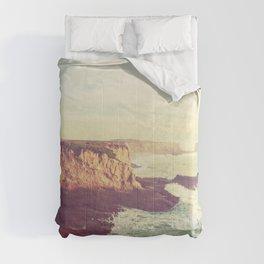 Santa Cruz California Comforters