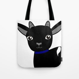 Micky the Goat Tote Bag
