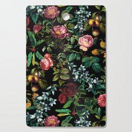 Floral Jungle Cutting Board