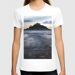 St Michael's Mount, Marazion, Cornwall, England, United Kingdom T-shirt