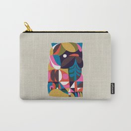 Nordic Pug Carry-All Pouch