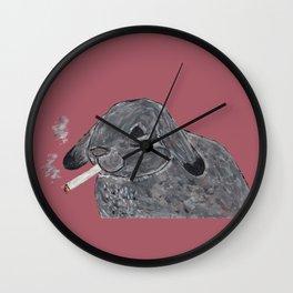 Rabbit (Light Up) Wall Clock