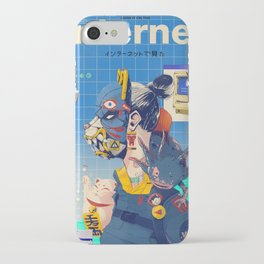 Internet Procrastination iPhone Case