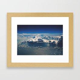 Uppers Framed Art Print