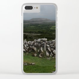 The Irish Wild West (County Clare) Clear iPhone Case