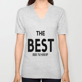 The Best Unisex V-Neck