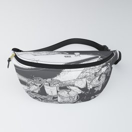 Boat and Makeshift Anchors Fanny Pack