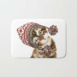 Baby Cat with the Hat Bath Mat