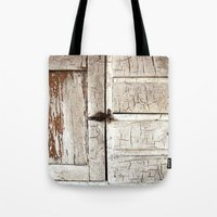 birch Tote Bags featuring Birch by ChristyVegas