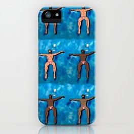 Pool Boys iPhone Case