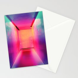 Colorful Entrance Stationery Cards