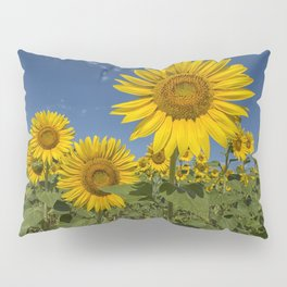 SUNFLOWERS 2 Pillow Sham