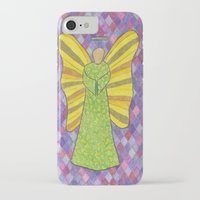 military iPhone & iPod Cases featuring Military Angel by GT6673