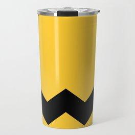 Charlie Brown Travel Mug